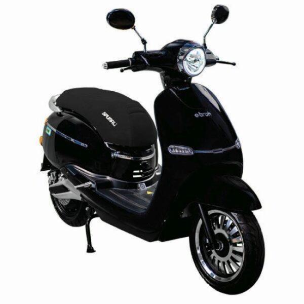 Ebroh SpumaLi (50cc) moto electrica ciclomotor bateria NQi UQi  MQi  MQi+ pusa puma niu ecomobility green world nuuk silence