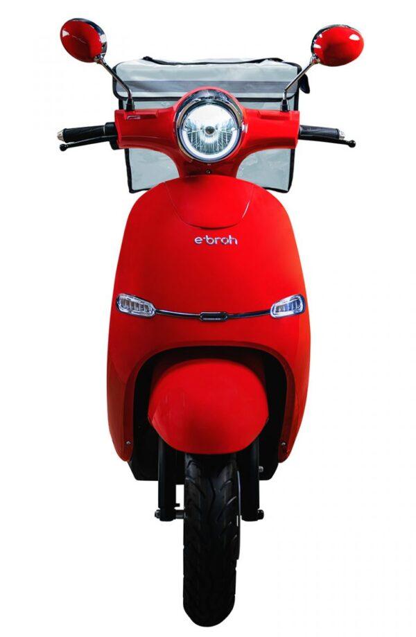 SpumaLi 5K CARGO (125cc) moto electrica ciclomotor bateria NQi UQi  MQi  MQi+ pusa puma niu ecomobility green world nuuk silence