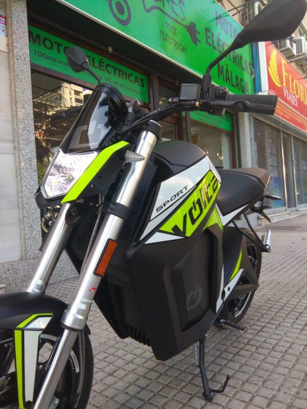 Volta BCN moto electrica ciclomotor bateria NQi UQi  MQi  MQi+ pusa puma niu ecomobility green world nuuk silence