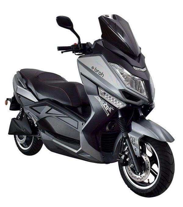 Ebroh Strada max 20th moto electrica ciclomotor bateria NQi UQi  MQi  MQi+ pusa puma niu ecomobility green world nuuk silence