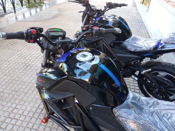 Ebroh Bravo (Edicion Limitada) moto electrica ciclomotor bateria NQi UQi  MQi  MQi+ pusa puma niu ecomobility green world nuuk silence