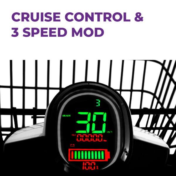 SUNRA Cargoo moto electrica ciclomotor bateria NQi UQi  MQi  MQi+ pusa puma niu ecomobility green world nuuk silence