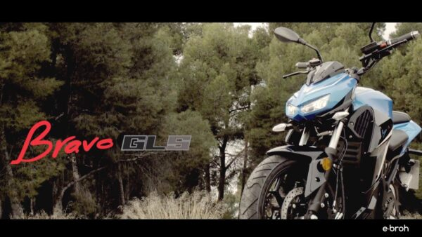 Ebroh Bravo GLS moto electrica ciclomotor bateria NQi UQi  MQi  MQi+ pusa puma niu ecomobility green world nuuk silence