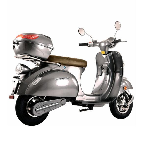 SUNRA Ronic moto electrica ciclomotor bateria NQi UQi  MQi  MQi+ pusa puma niu ecomobility green world nuuk silence