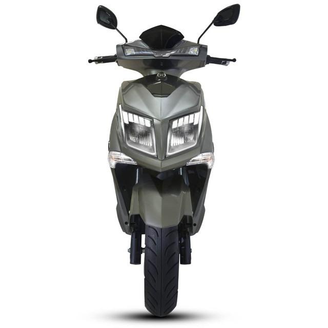 anger autonomia velocidad maxima precio moto electrica