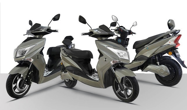 anger moto electrcica niu ecomobility green world