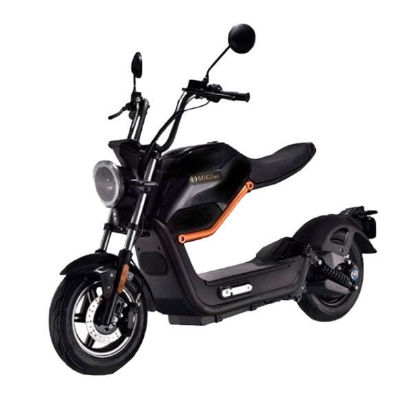 SUNRA Miku Max moto electrica ciclomotor bateria NQi UQi  MQi  MQi+ pusa puma niu ecomobility green world nuuk silence