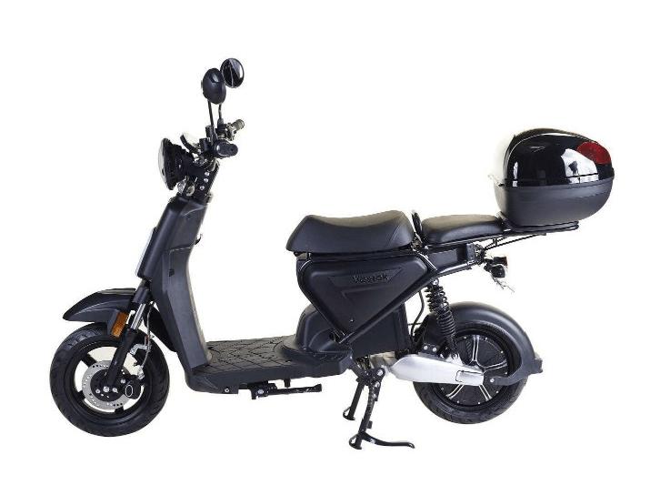 moto electrica ciudad centro restricciones emisiones