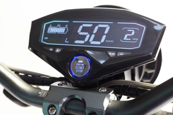 Vostok E7 – City moto electrica ciclomotor bateria NQi UQi  MQi  MQi+ pusa puma niu ecomobility green world nuuk silence