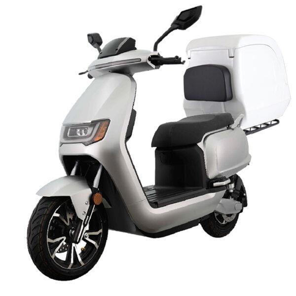 SUNRA Robo RS Delivery moto electrica ciclomotor bateria NQi UQi  MQi  MQi+ pusa puma niu ecomobility green world nuuk silence