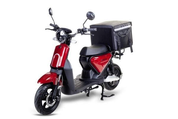Vostok E7 – Delivery moto electrica ciclomotor bateria NQi UQi  MQi  MQi+ pusa puma niu ecomobility green world nuuk silence