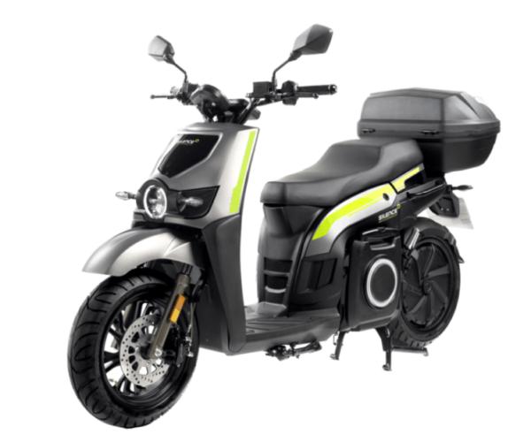 Silence S02 High Speed – 125E moto electrica ciclomotor bateria NQi UQi  MQi  MQi+ pusa puma niu ecomobility green world nuuk silence