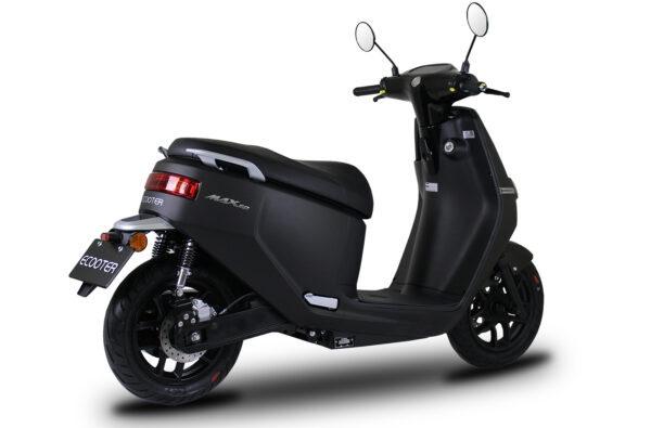Ecooter E2 Max moto electrica ciclomotor bateria NQi UQi  MQi  MQi+ pusa puma niu ecomobility green world nuuk silence
