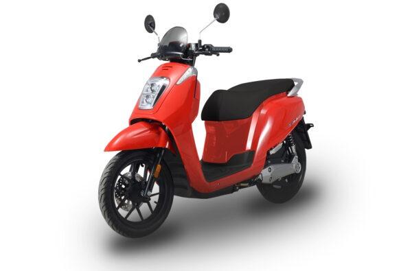 Ecooter E3 E-Viball moto electrica ciclomotor bateria NQi UQi  MQi  MQi+ pusa puma niu ecomobility green world nuuk silence