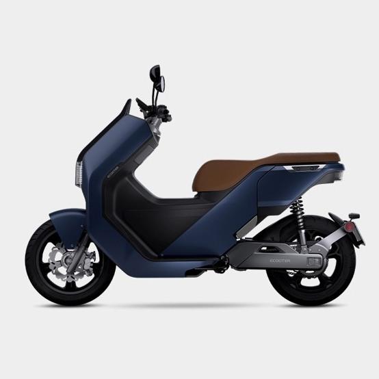 Ecooter E5 moto electrica ciclomotor bateria NQi UQi  MQi  MQi+ pusa puma niu ecomobility green world nuuk silence
