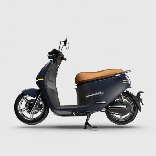 Horwin EK3 moto electrica ciclomotor bateria NQi UQi  MQi  MQi+ pusa puma niu ecomobility green world nuuk silence